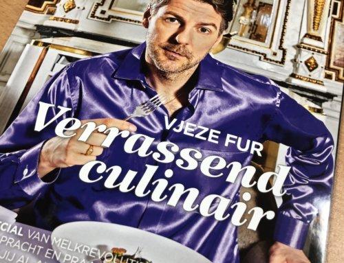 Restaurapp staat in het Entree Magazine