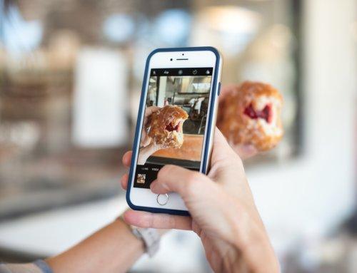 6 tips voor betere foto's in je bestel app!