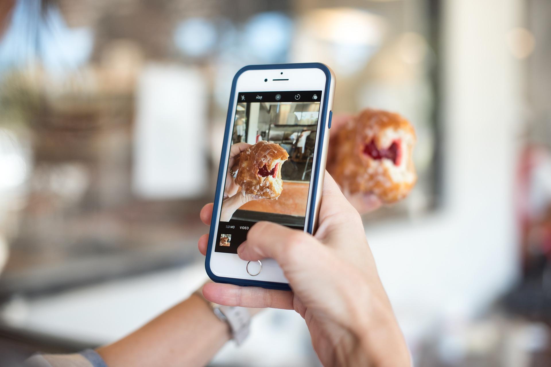 6 tips voor betere product foto's in je bestelapp